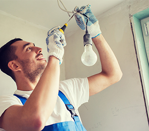 Electrician does home repair best left to professionals